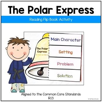 Polar Express Flip Book