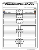 Polar Express Freebie {Book Vs. Movie} With Point-of-View