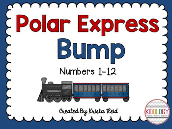 Polar Express Game - Number Recognition and Addition