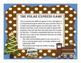 Polar Express Games (Reading Comprehension and Math)
