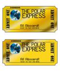 Polar Express Golden Ticket