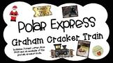 Polar Express Graham Cracker Train