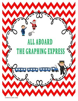Polar Express Graphing and Tally Mark Activity