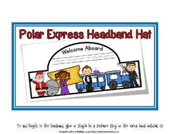 The Express Train Headband Hat
