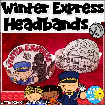 Winter Express Headbands/Hats