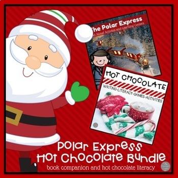 Polar Express Hot Chocolate Bundle