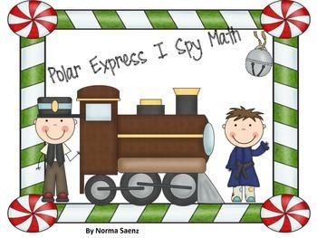 Polar Express I Spy Math