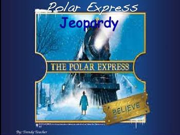 Polar Express Jeopardy Powerpoint Game