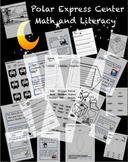 Polar Express Literacy & Math Center (PDF or Digital)