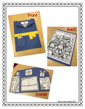 Polar Express Lapbook-English & Spanish