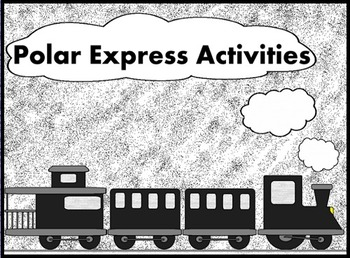 Polar Express Learning Activities (ActivInspire Flipchart)