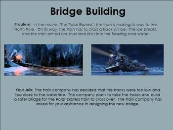 Polar Express Lesson STEAM Lesson / Stem Lesson