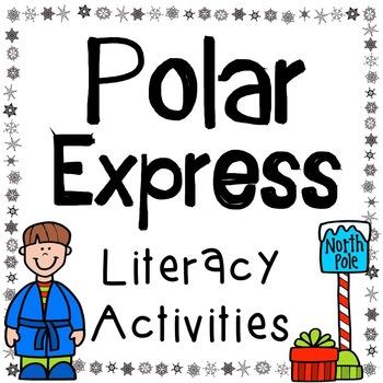 Polar Express Literacy Activities
