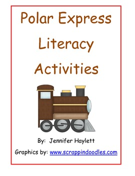 Original further Original also  on polar express literacy activities for kindergarten 451191
