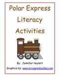 Polar Express Literacy Activities for Kindergarten
