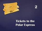 Polar Express Math - Counting PowerPoint