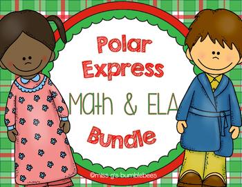 Polar Express Math & ELA Bundle