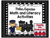 Polar Express Math and Literacy Activities