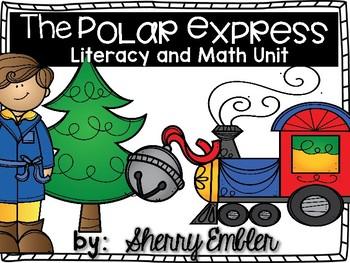 Polar Express Math and Literacy Unit
