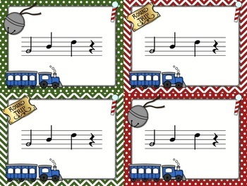 Christmas Express Melodies: do