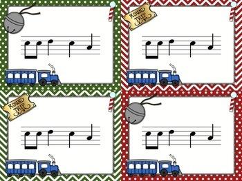 Polar Express Melodies: la