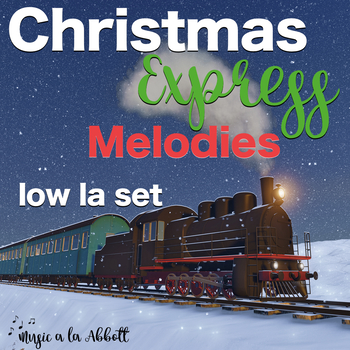 Polar Express Melodies: low la