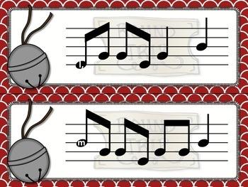 Christmas Express Melodies: low la