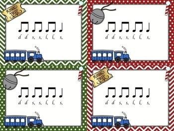 Polar Express Melodies: low so