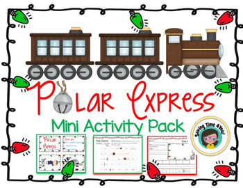 Polar Express Mini Activity Pack