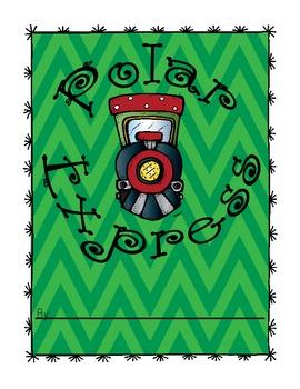 Polar Express Mini Emergent Reader Book