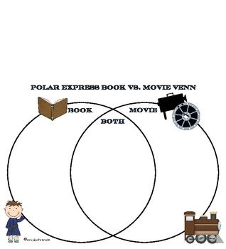Polar Express Movie and Craft Activities - FREE