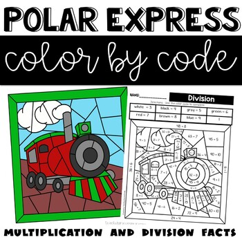 Polar Express Multiplication and Division
