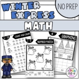 Polar Express No Prep - Math