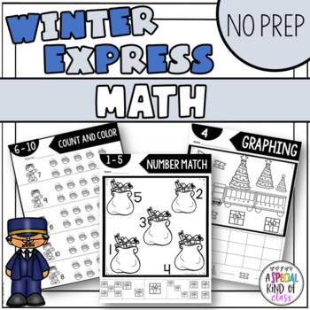 Polar Express No Prep Math