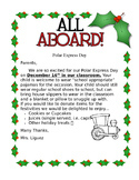 Polar Express Note Home