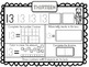 Polar Express Number Practice Sheets 1-20