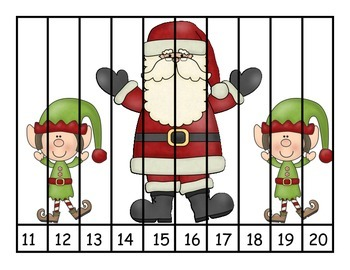 Polar Express Number Sequence Puzzles
