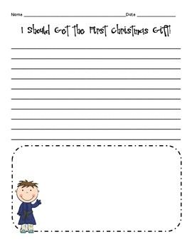 Polar Express Opinion Writing Pack