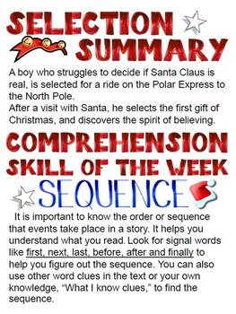 Polar Express Packet