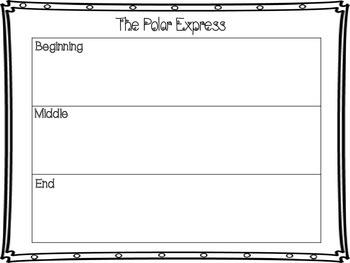 Polar Express Packet