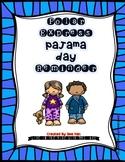 Polar Express Pajama Day Reminder