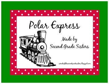 Polar Express Pajama Party Pack