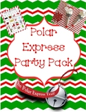 Polar Express Party Pack with Bingo