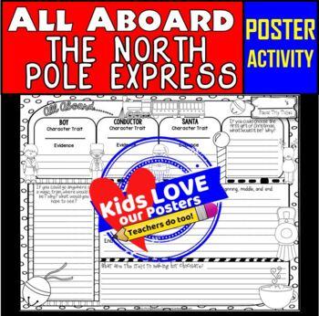 Polar Express Activity: Story Elements
