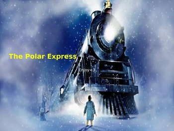 Polar Express Power Point - History Book Movie Facts Pictures