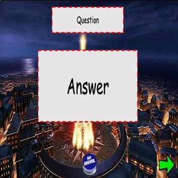 Polar Express PowerPoint Game