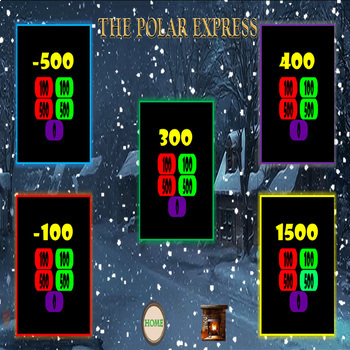 Polar Express PowerPoint Game
