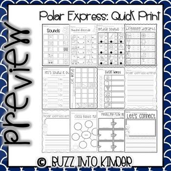 Polar Express: Quick Prints