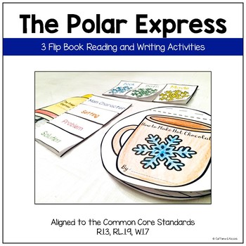 Polar Express Activities Bundle
