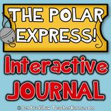 Polar Express Interactive Journal ~ Writing Prompts ~ Christmas